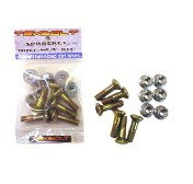 Sprocket Nut & Bolt Set for Dirt Bikes
